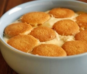 AUNT POLLY'S BANANA PUDDING
